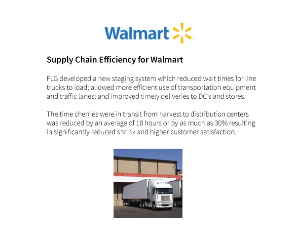strategic management case study walmart During his management term in wal-mart, he had to fight not only external wars  with  in february 2004, wal-mart was brought into a case of.